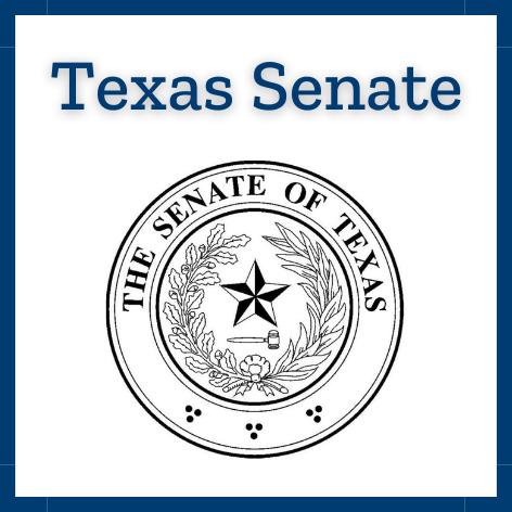Texas Senate Link