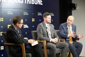 Texas Tribune Event on Higher Education